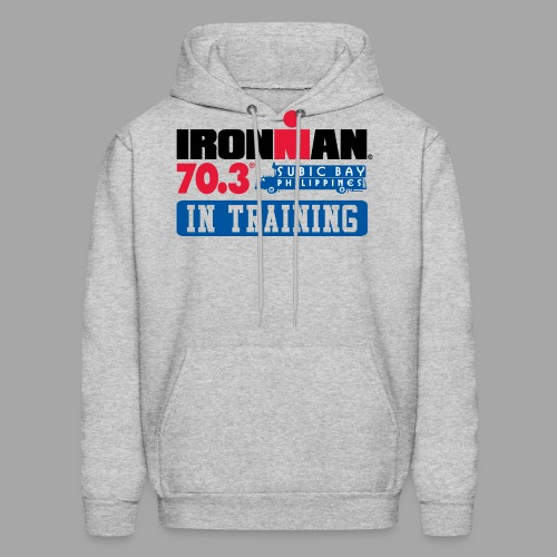 IRONMAN 70.3 Subic Bay Philippines In Training Men's Hoodie - Men's Hoodie