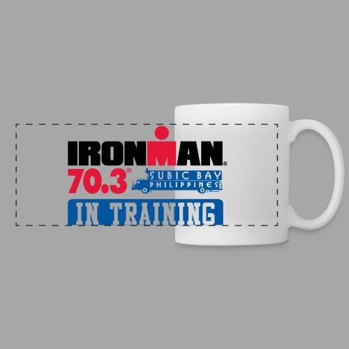 IRONMAN 70.3 Subic Bay Philippines In Training Coffee Mug - Panoramic Mug
