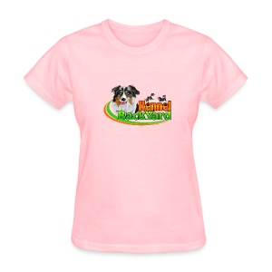 Womens Backyard MAS T-shirt - Women's T-Shirt