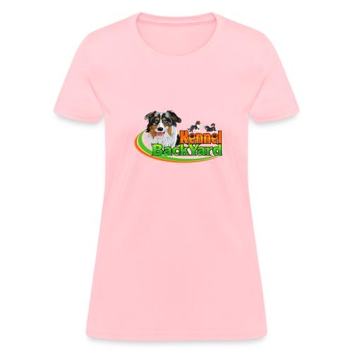 Womens Backyard MAS T-shirt - Women's T-Shirt