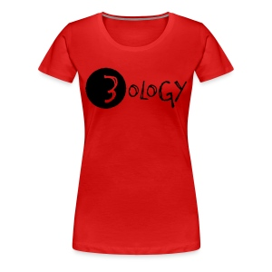 Women's 3ology Fitted T - Women's Premium T-Shirt
