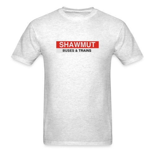 Shawmut Station - Men's T-Shirt