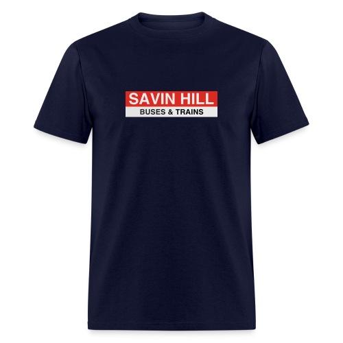 Savin Hall Station - Men's T-Shirt