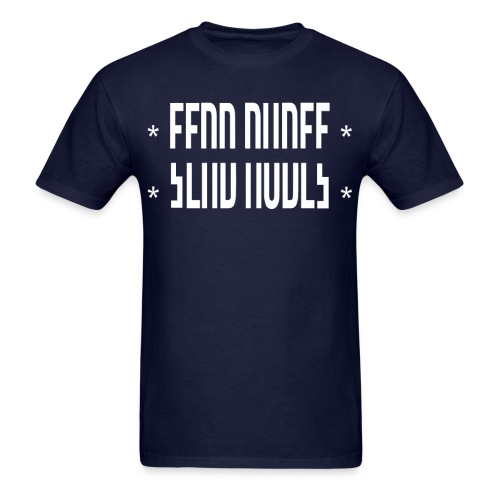 Send Nude Hidden Message  - Men's T-Shirt