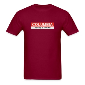 Columbia Station - Men's T-Shirt