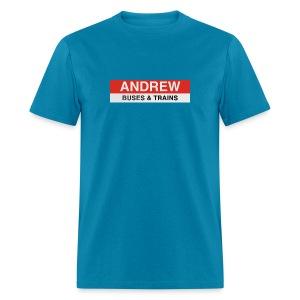 Andrew Station - Men's T-Shirt