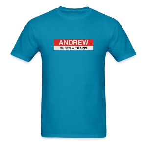 Andrew Station - Men's T-Shirt