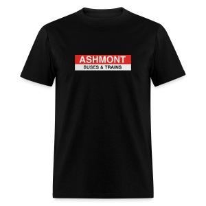 Ashmont Station - Men's T-Shirt