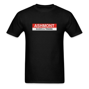 Ashmont Station - Men's T-Shirt