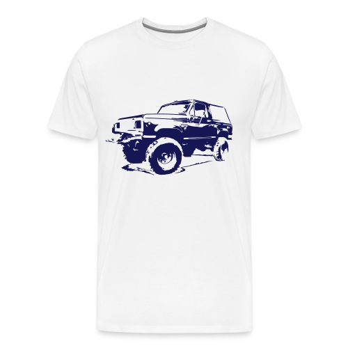 Bronco II Tee - Men's Premium T-Shirt