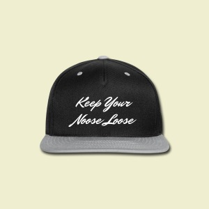 LNL2 - Snap-back Baseball Cap