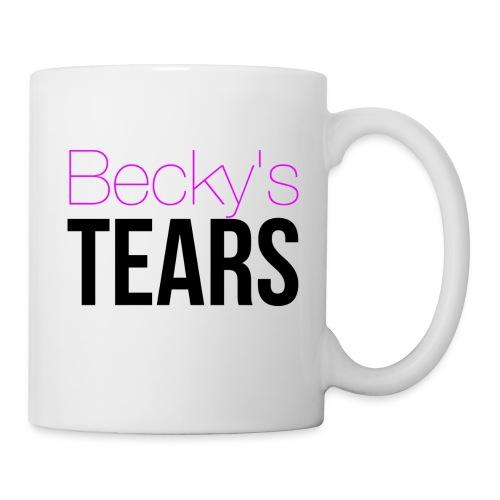 Becky's Tears Mug - Coffee/Tea Mug
