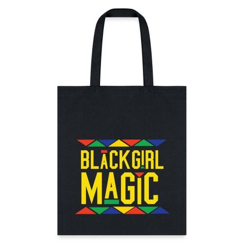 Black Girl Magic Tote  - Tote Bag