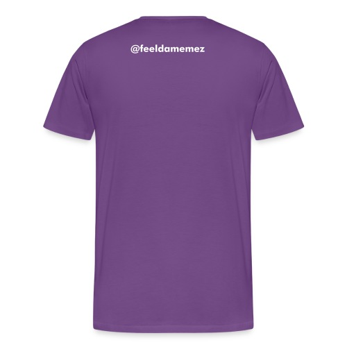 Feeldamemez - Men's Premium T-Shirt