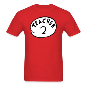 Teacher 2 - Men's T-Shirt
