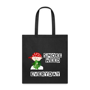 Ganja Boy Smoke Weed Everyday Tote Bag  - Tote Bag