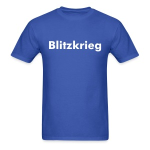 Blitzkrieg Tee - Dark - Men's T-Shirt