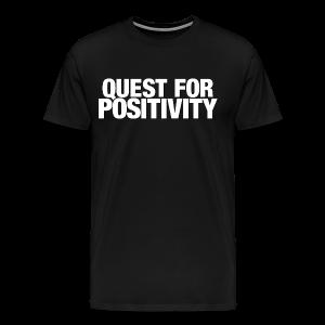 Q4P Premium (Plus sizes!) - Men's Premium T-Shirt