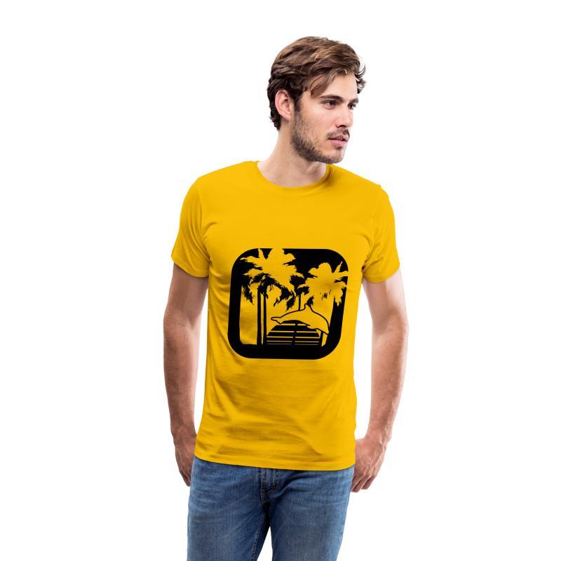 Logo button holiday beach sun sea vacation fish do t shirt for Fishing logo t shirts