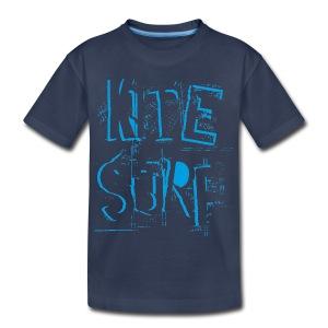 Kite Surf for Kid's - Kids' Premium T-Shirt