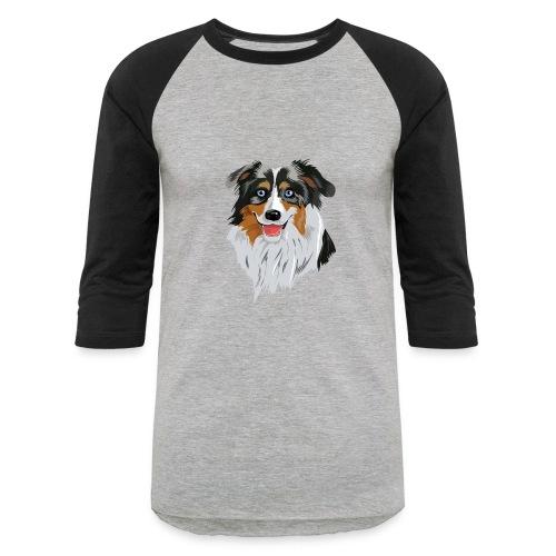 Mens MAS Longsleeve - Baseball T-Shirt