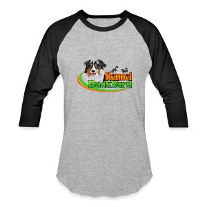 Mens BackYard MAS Longsleeve - Baseball T-Shirt