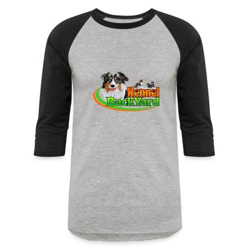 Mens BackYard MAS Longsleeve - Baseball T-Shirt