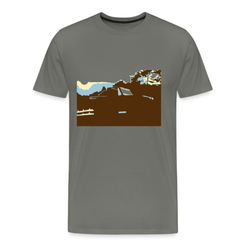 Bronco Tee - Men's Premium T-Shirt