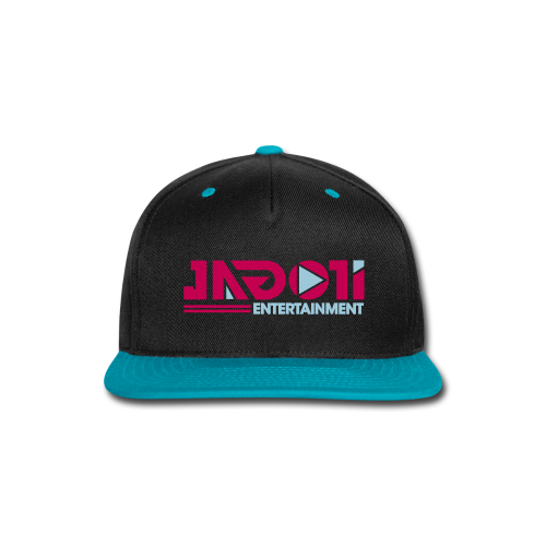 Jagoti Logo Hat - Snap-back Baseball Cap