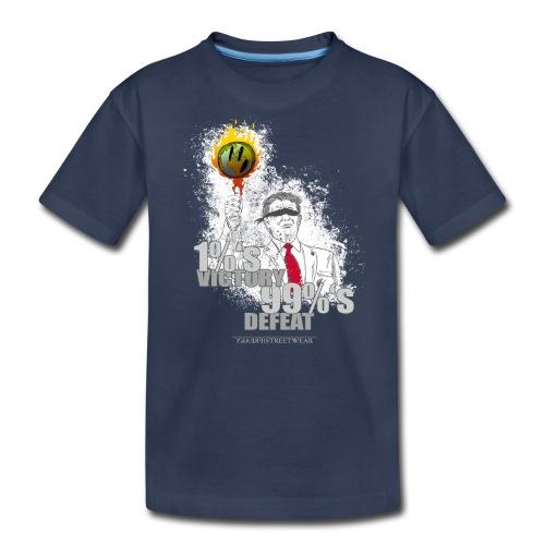 Tronald Dump - Kids' Premium T-Shirt