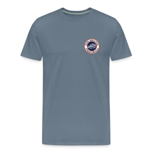 Men's Circular Pocket Logo Tee - Men's Premium T-Shirt