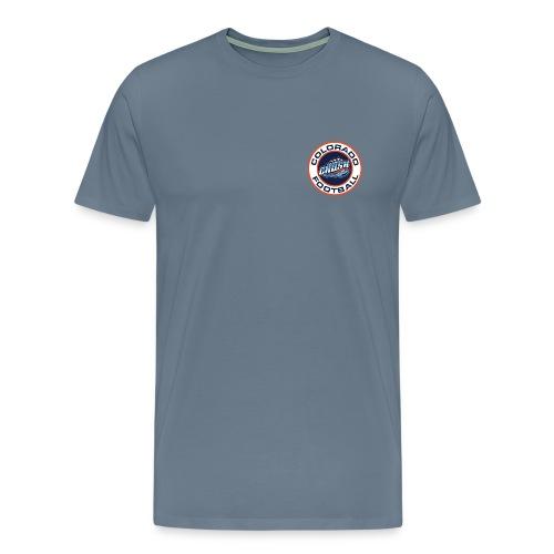 Men's Circular Pocket Logo Tee - Men's Premium T-Shirt