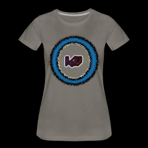 Womens IAVideos T-Shirt - Women's Premium T-Shirt