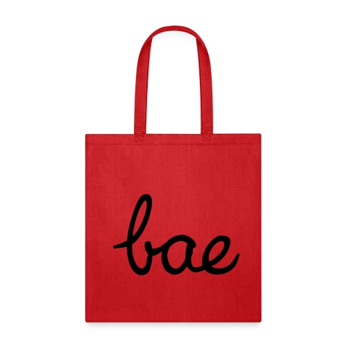 Not Your Bae Tote - Tote Bag