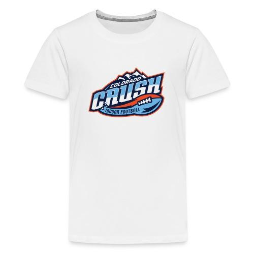 Kid's Crush Chest Logo Tee - Kids' Premium T-Shirt