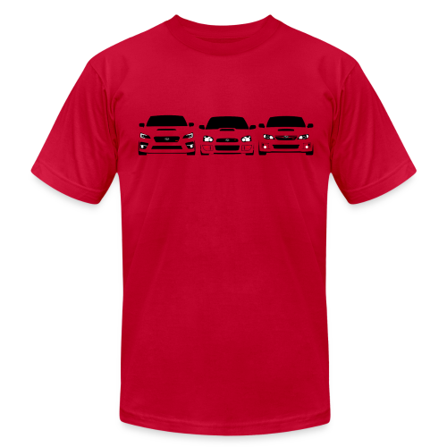 WRX Army - Men's Fine Jersey T-Shirt