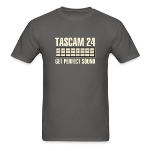 Tascam 24 channels - Men's T-Shirt