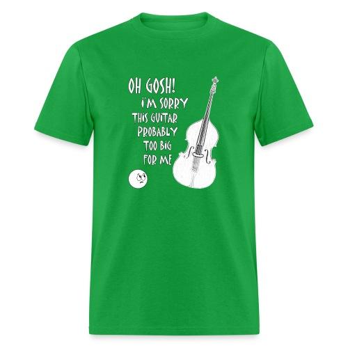 Big Guitar - Men's T-Shirt