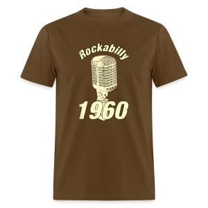 Rockabilly 1960 - Men's T-Shirt