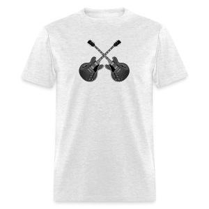 es335 guitars - Men's T-Shirt
