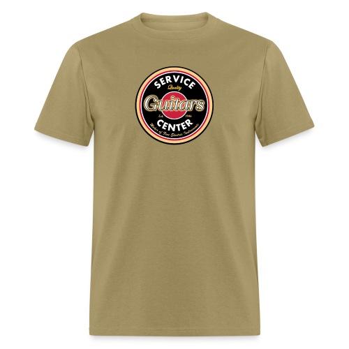 guitars center - Men's T-Shirt
