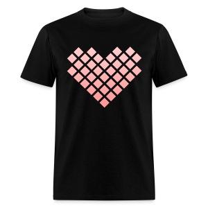 Hearts - Men's T-Shirt