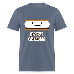 Happy Camper - Men's T-Shirt