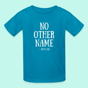 No Other Name - Kid's - Kids' T-Shirt