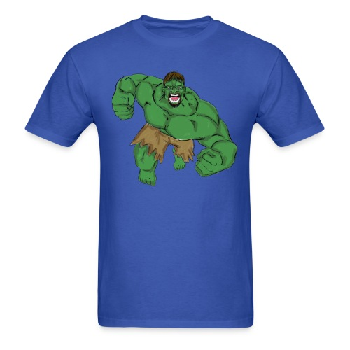 HulkBob Logo Tee 01 - Men's T-Shirt