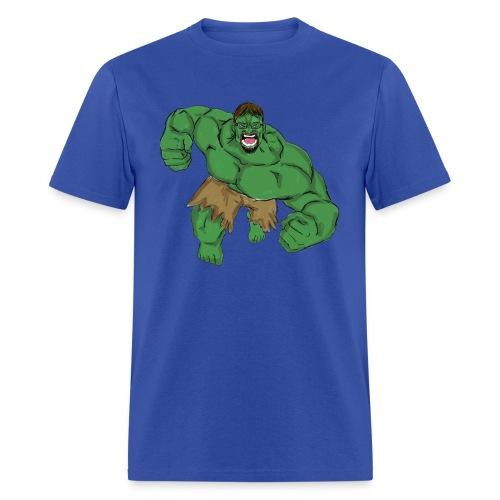 HulkBob Logo Tee 01 - Men's T-Shirt