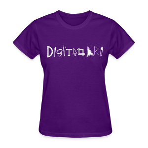 Digital Art Smart (Women's Shirt) - Women's T-Shirt