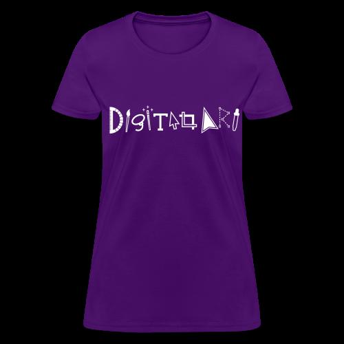 Digital Art Smart (Women's Shirt) - Women's T-Shirt