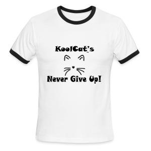 PrettyKoolCat Plays - Mens Ringer T-Shirt - Men's Ringer T-Shirt
