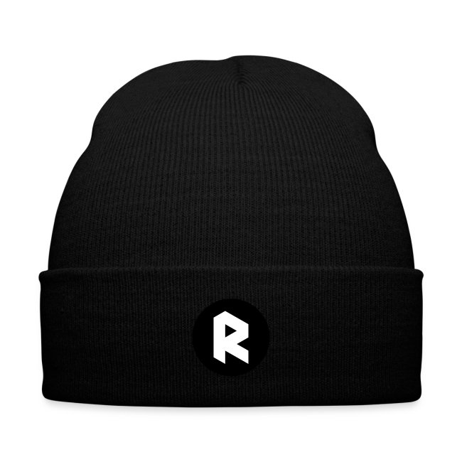 Winter Cap with Center R